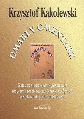 Okładka książki Umarły cmentarz