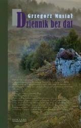 Okładka książki Dziennik bez dat