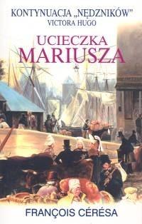 Okładka książki Ucieczka Mariusza