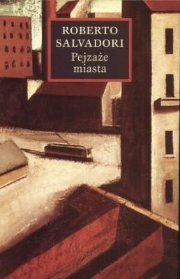 Okładka książki Pejzaże miasta