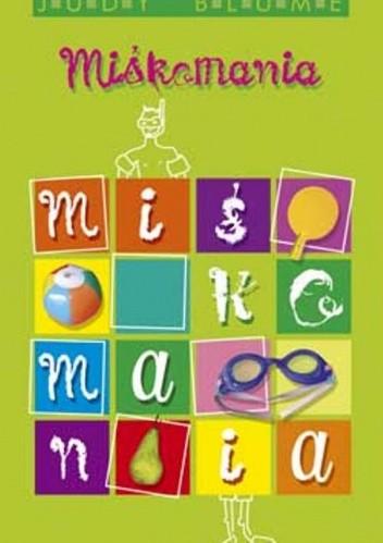 Okładka książki Miśkomania