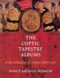Okładka książki Coptic Tapestry Albums