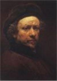 Okładka książki Corpus of Rembrandt Paintings The Self-Portraits v 4