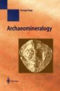 Okładka książki Archaeomineralogy
