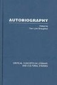 Okładka książki Autobiography Critical Conspects 4 Vols