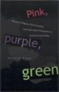 Okładka książki Pink Purple Green