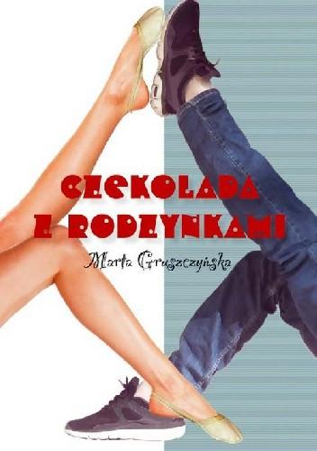 Okładka książki Czekolada z Rodzynkami
