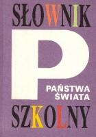 Słownik szkolny. Państwa świata