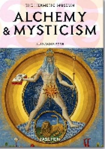 Okładka książki The Hermetic Museum. Alchemy & Mysticism