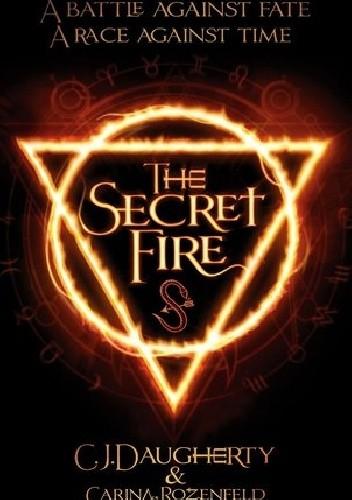Okładka książki The Secret Fire