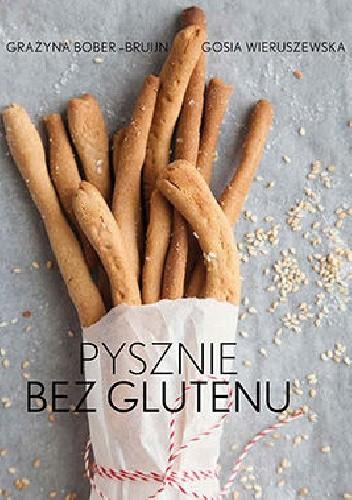 Okładka książki Pysznie bez glutenu