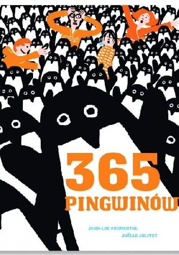 Okładka książki 365 pingwinów