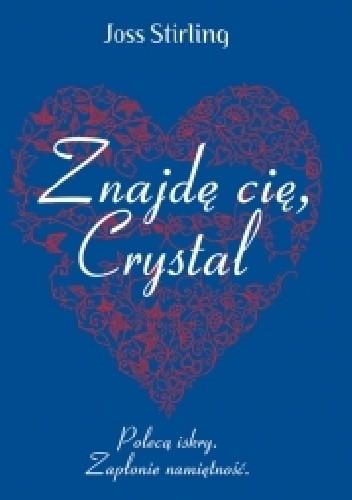 Okładka książki Znajdę Cię, Crystal