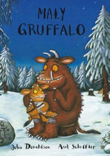 Okładka książki Mały Gruffalo