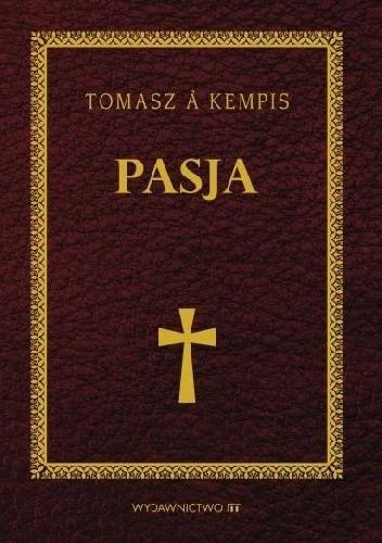 Okładka książki Pasja