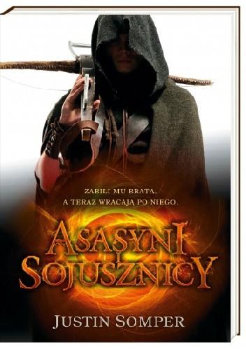 Okładka książki Asasyni i sojusznicy