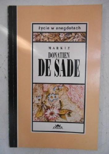 Okładka książki Markiz Donatien de Sade