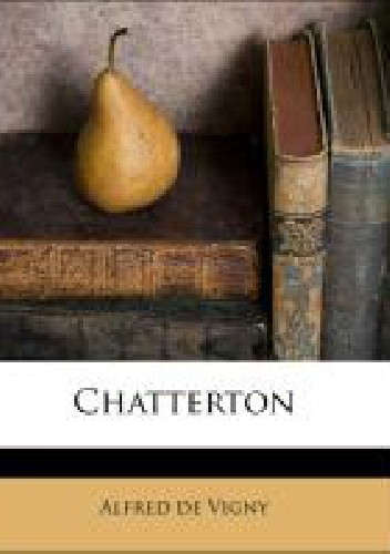 Okładka książki Chatterton