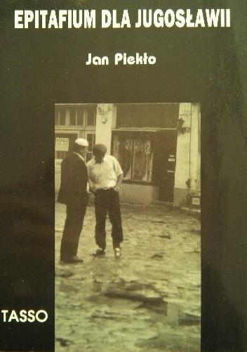 Okładka książki Epitafium dla Jugosławii