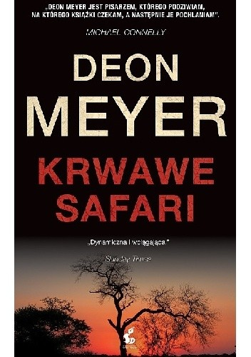 Okładka książki Krwawe safari