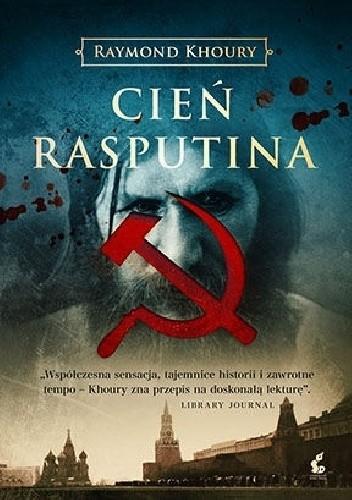 Okładka książki Cień Rasputina