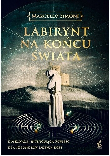 Okładka książki Labirynt na końcu świata