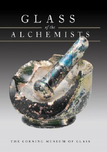 Okładka książki Glass of the Alchemists.