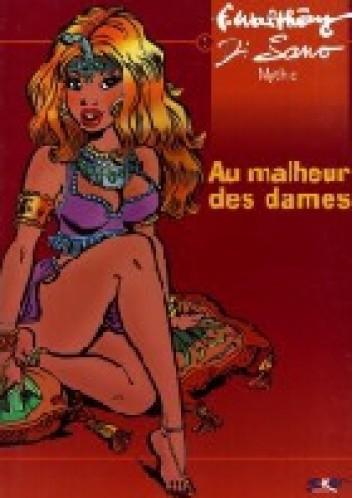 Okładka książki Au malheur des dames