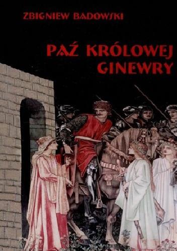 Okładka książki Paź królowej Ginewry