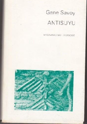 Okładka książki Antisuyu
