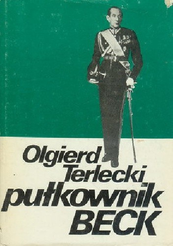 Okładka książki Pułkownik Beck