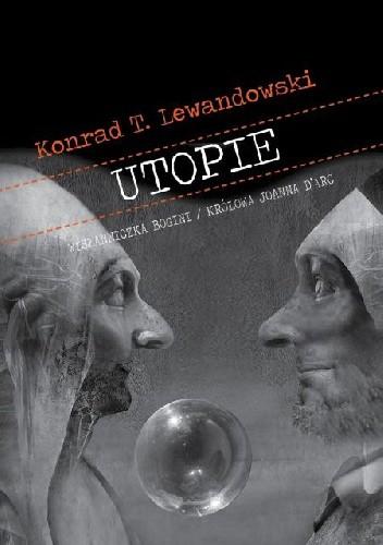 Okładka książki Utopie