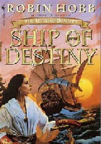 Okładka książki Ship of Destiny
