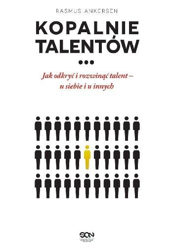 Okładka książki Kopalnie talentów