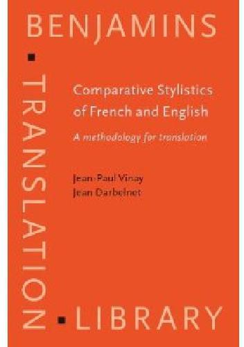 Okładka książki Comparative Stylistics of French and English