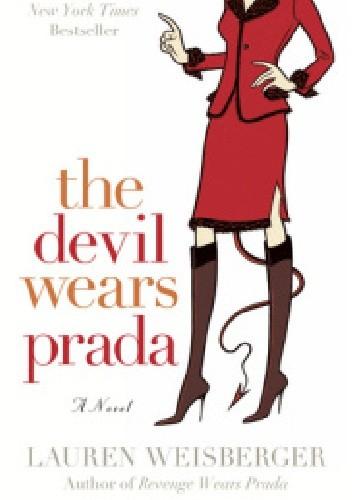Okładka książki The Devil Wears Prada