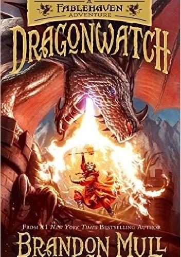 Okładka książki Smocza Straż