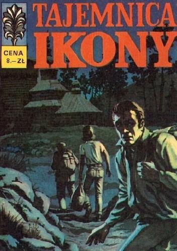 Okładka książki Tajemnica ikony