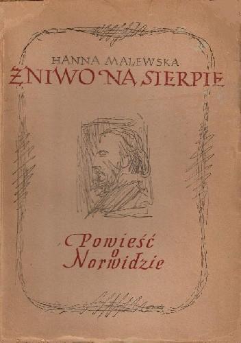 Okładka książki Żniwo na sierpie