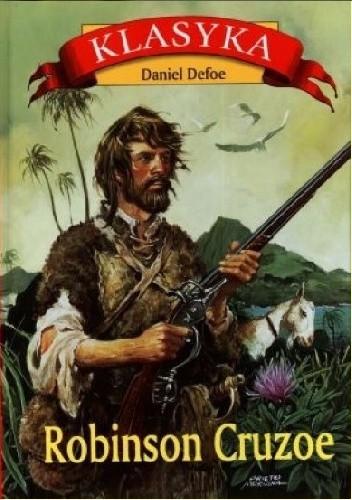 Okładka książki Robinson Cruzoe