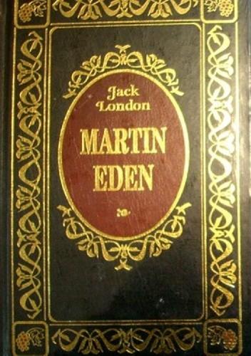Okładka książki Martin Eden