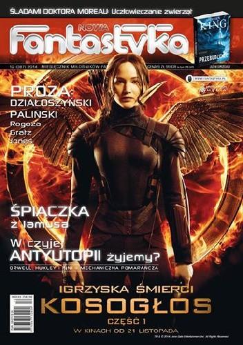 Okładka książki Nowa Fantastyka 387 (12/2014)