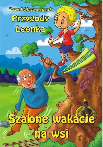 Okładka książki Szalone wakacje na wsi
