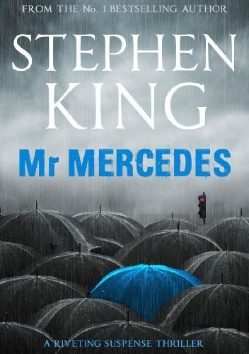 Okładka książki Mr Mercedes