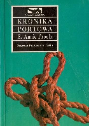 Okładka książki Kronika portowa