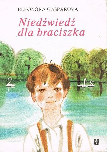 Okładka książki Niedźwiedź dla braciszka