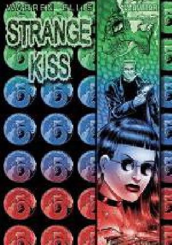 Okładka książki Strange kiss