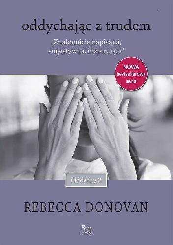 Okładka książki Oddychając z trudem