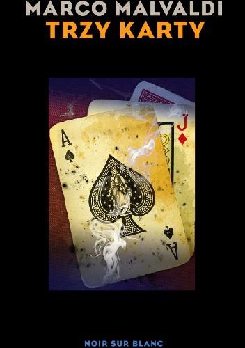 Okładka książki Trzy karty