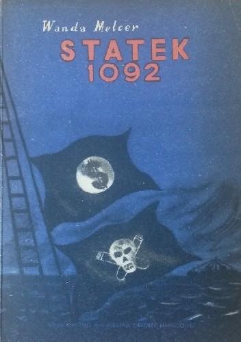 Okładka książki Statek 1092